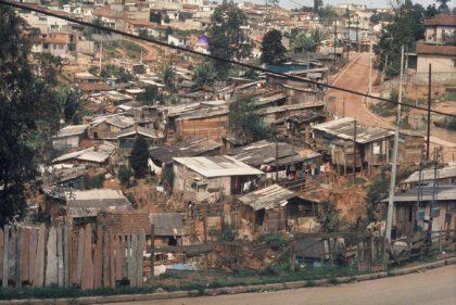 Favela Monte Azul 1981