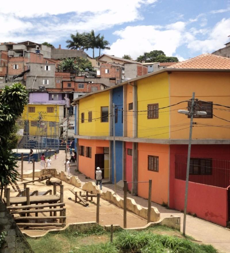 Die Favela Monte Azul 2015