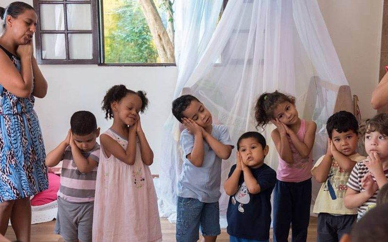 Kindergartengruppe Sonho de Luz