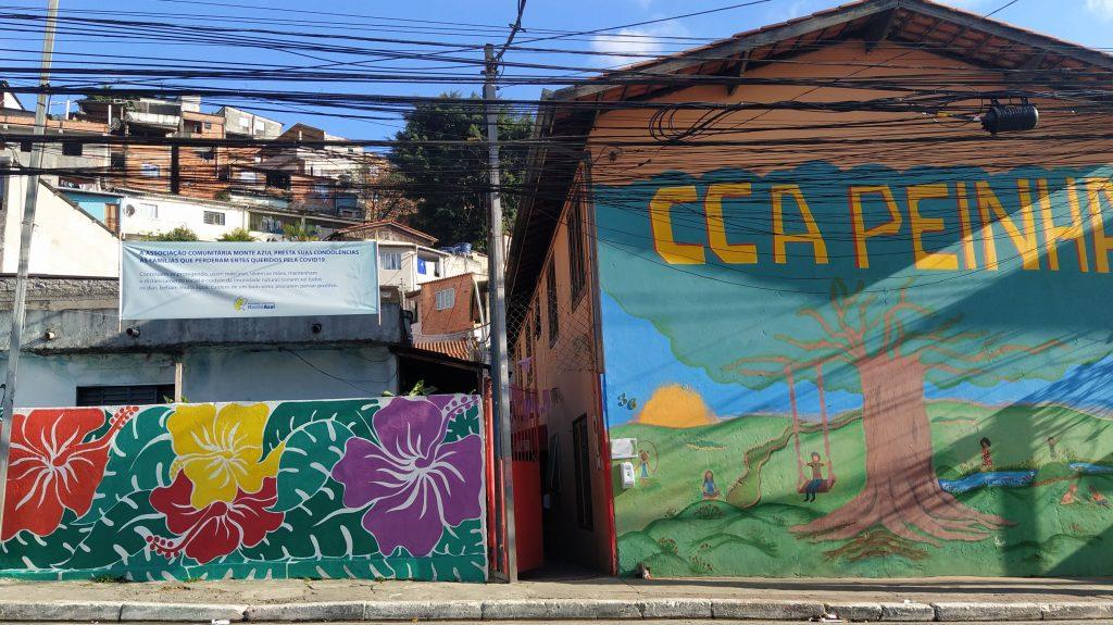 Onde Estamos - Favela Peinha